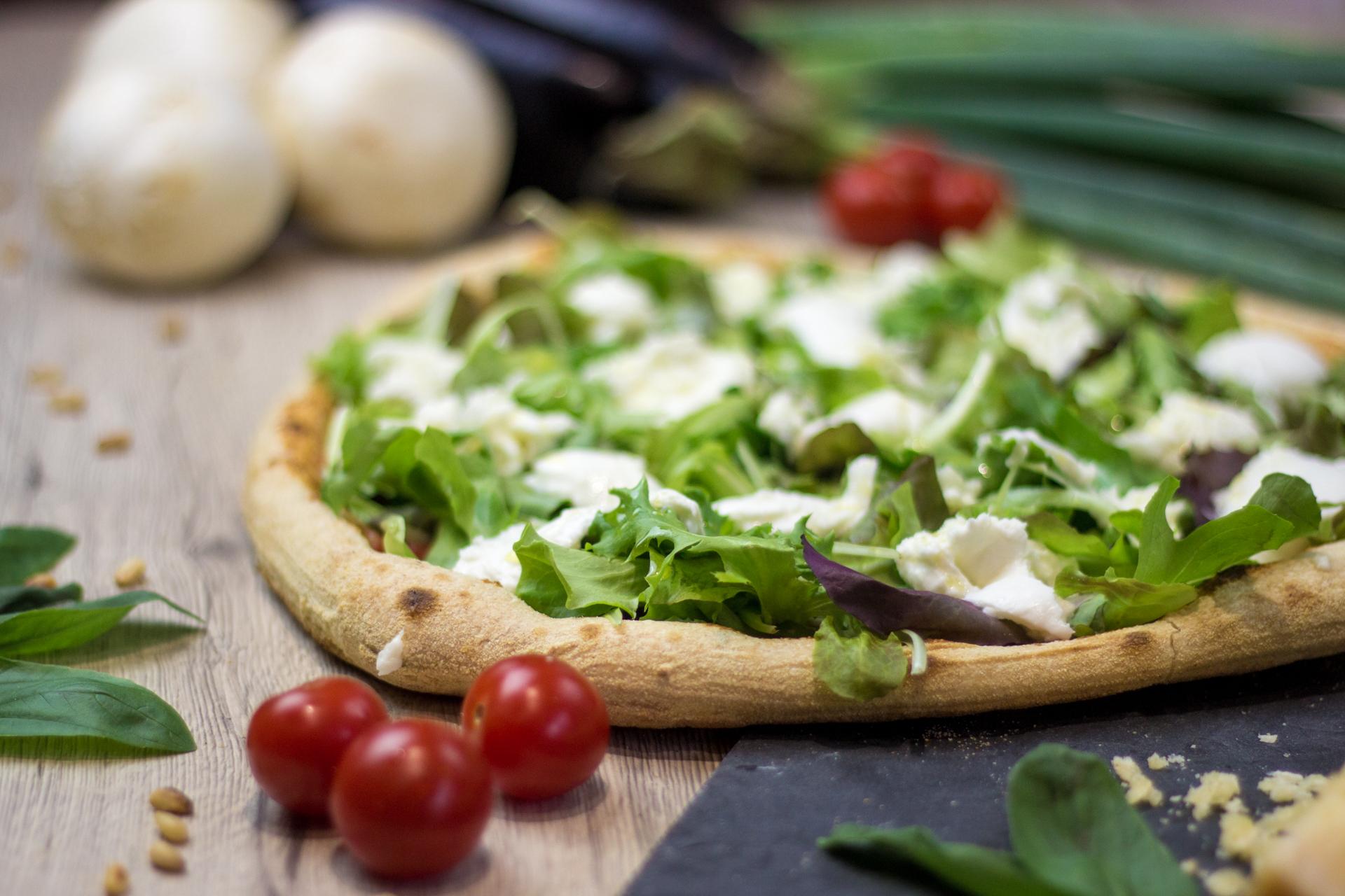 votre pizzaiolo choisit uniquement des produits frais de la région niçoise, c'est au MIN de Nice qu'ils sont selectionnés pour vous